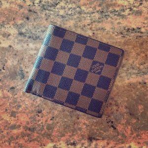 Men's/women's Louis Vuitton wallet